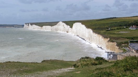 170523 Seven Sisters chalk cliffs (1)