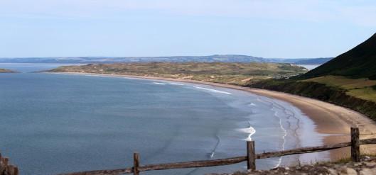 180702 1 Rhossili beach